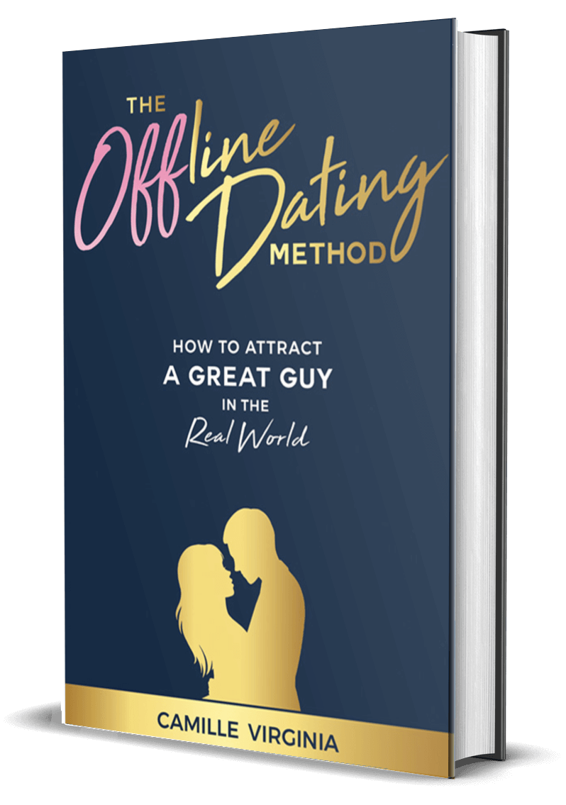 Book Cover Offline Dating Method