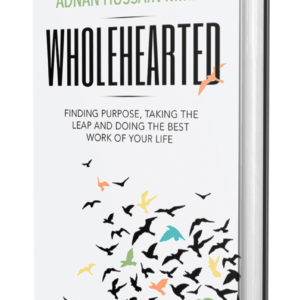 Book Cover Wholehearted