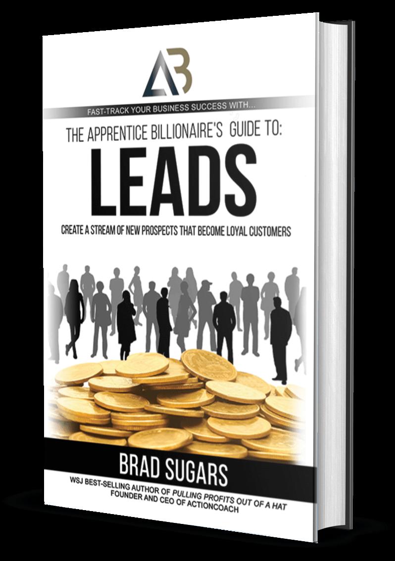 Book Cover Apprentice Billionaires Leads