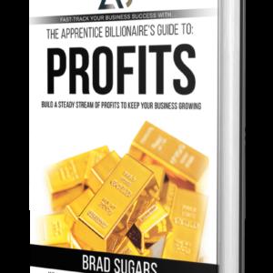 Book Cover Apprentice Billionaires Profits