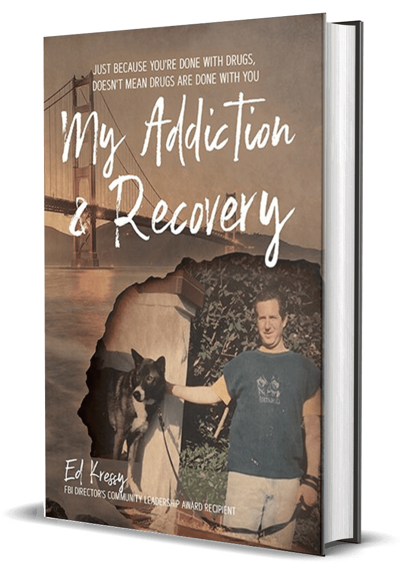 Book Covery My Addiction & Recovery