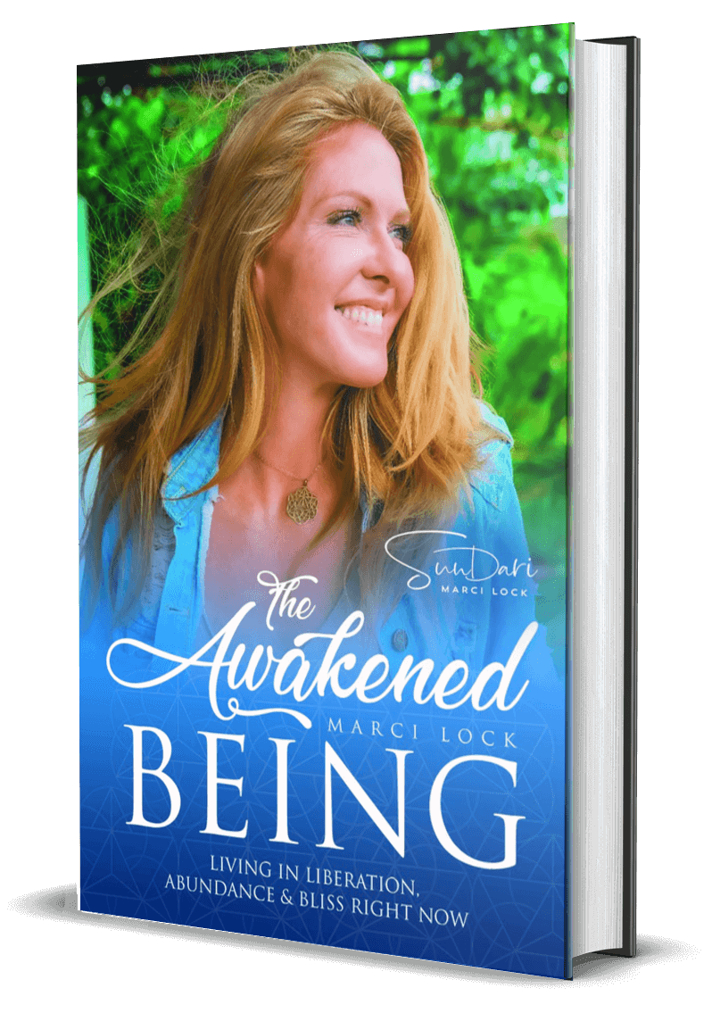 Book Cover Awakened Being