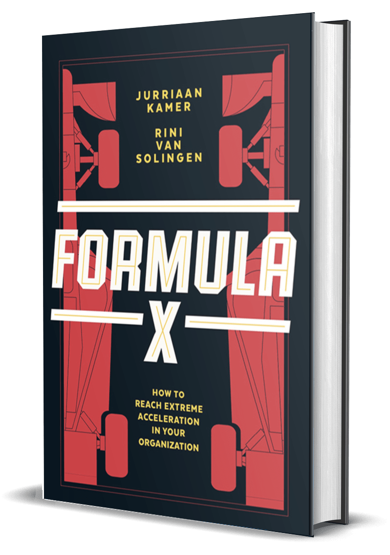 Book Cover Formula X