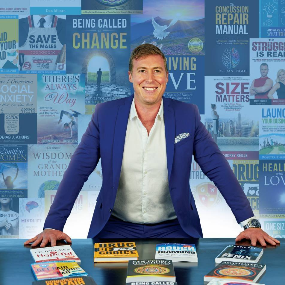 Jesse Krieger - Lifestyle Entrepreneurs Press