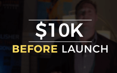 $10K Before Launch: How to Run a Successful Book Pre-Launch Campaign