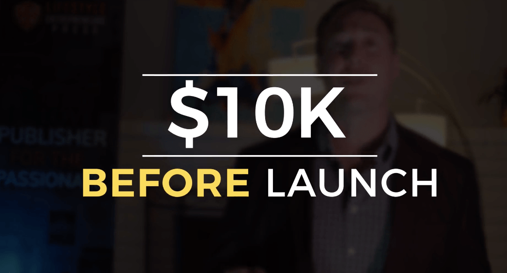 $10K Before Launch - Module 1