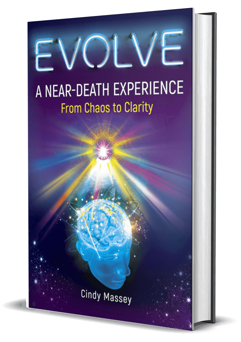 Book Cover Evolve