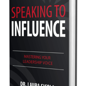 Book Cover Speaking to Influence