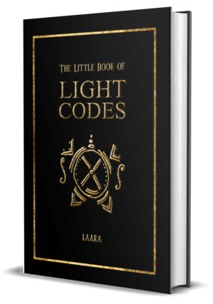 Book Cover The Little Book of Light Codes