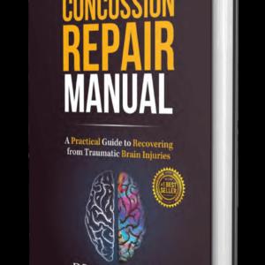 Book Cover The Concussion Repair Manual