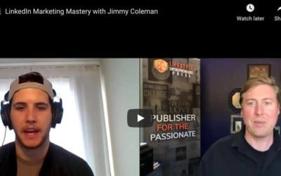 LinkedIn Marketing Mastery with Jimmy Coleman