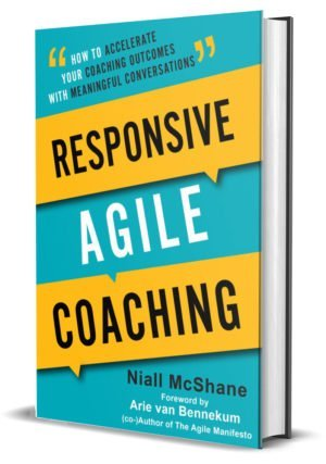 Responsive Agile Coaching Book Cover