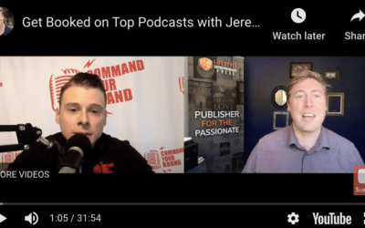 Get Booked on Top Podcasts with Jeremy Ryan Slate