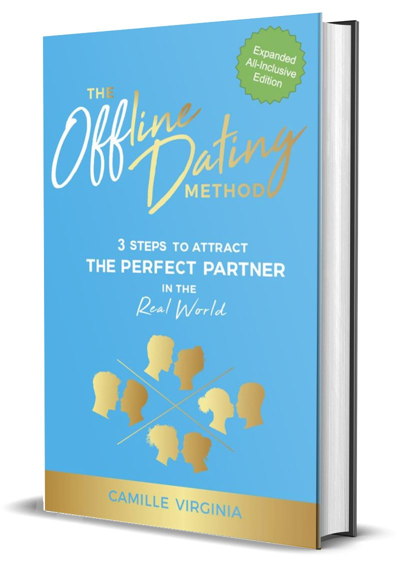 The Offline Dating Method Exclusive Book Cover
