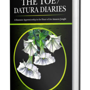 The Toe - Datura Diearies Book Cover