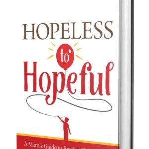 Hopeless to Hopeful Book Cover