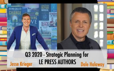 Q3 2020 Strategic Planning Call for LE PRESS Authors