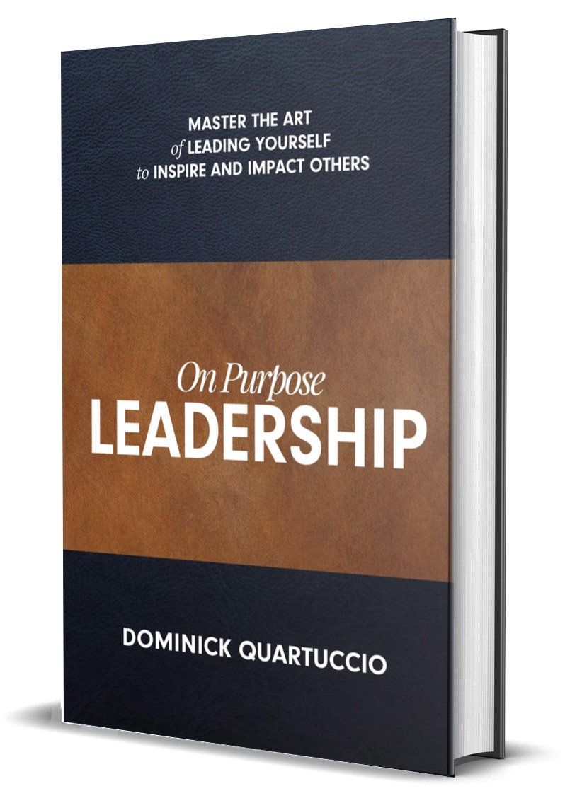 On Purpose Leadership Book Cover