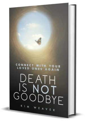 Death is not Goodbye Book Cover