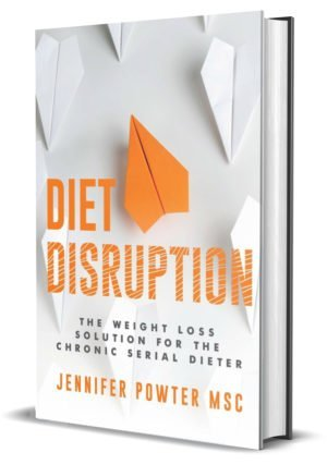 Diet Disruption Book Cover