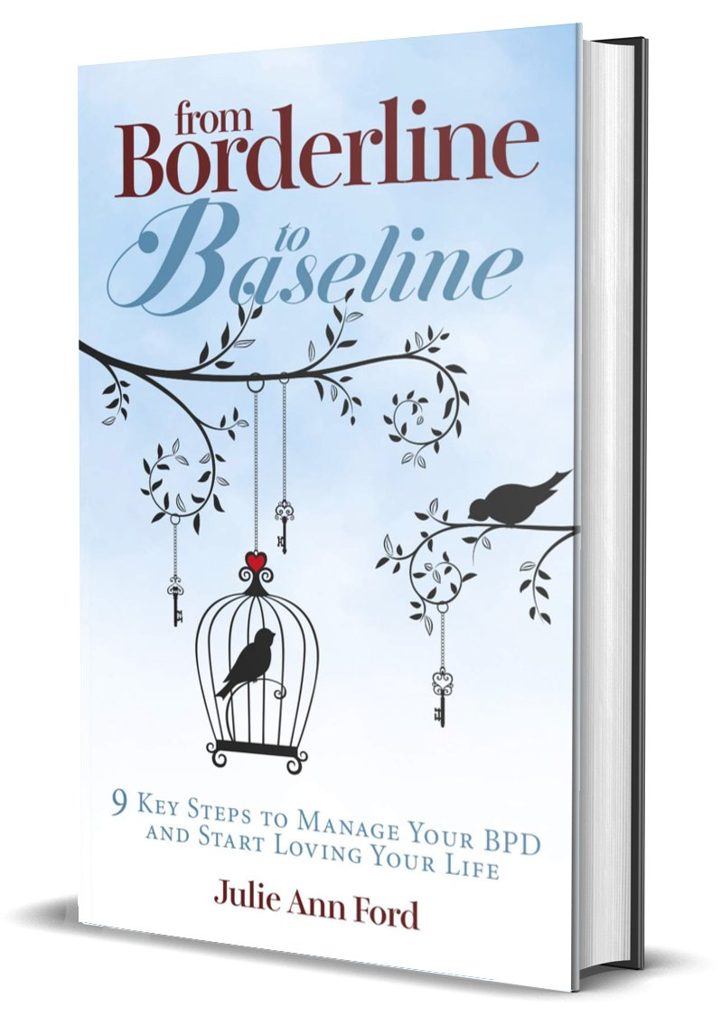 From Borderline to Baseline Book Cover