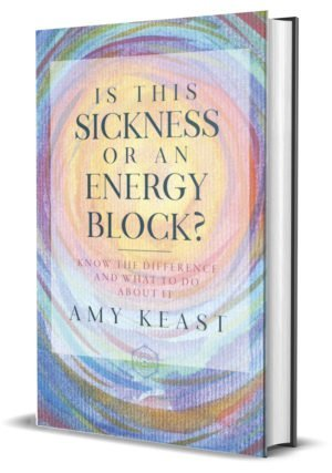 Is this Sickness or an energy block book cover