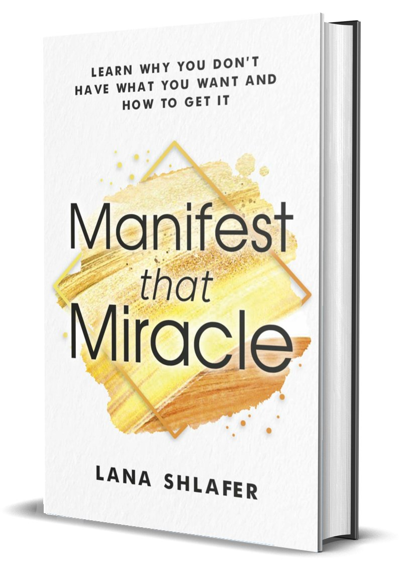 Manifest that Miracle Book Cover
