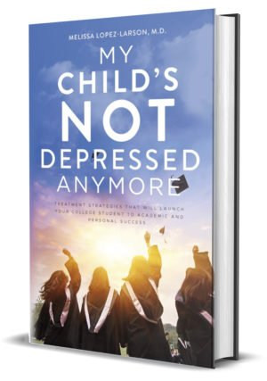 My Child's Not Depressed Anymore Book Cover
