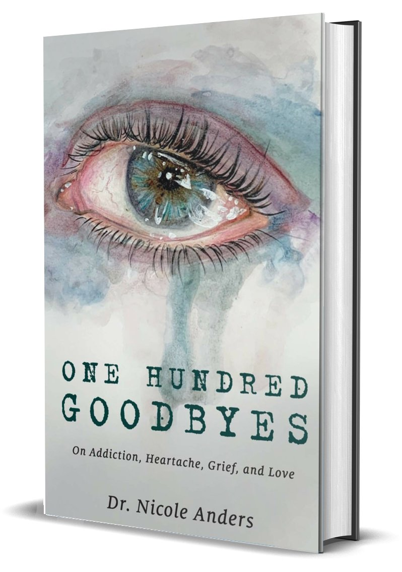 One Hundred Goodbyes Book Cover