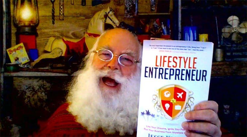 A Very Merry Lifestyle Entrepreneur Christmas ?