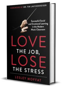 Love the Job, Lose the Stress