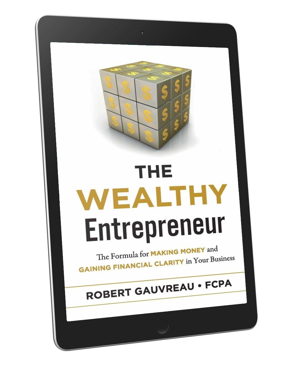 The Wealthy Entrepreneur eBook