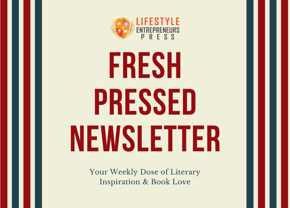 LE Press Presents: The Fresh Pressed Newsletter v1.0