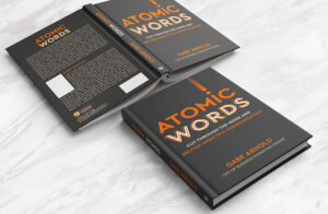 Atomic Words New Cover
