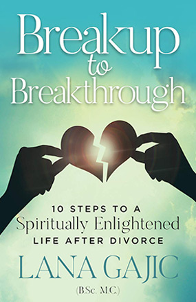 Breakup to Breakthrough New Book Cover