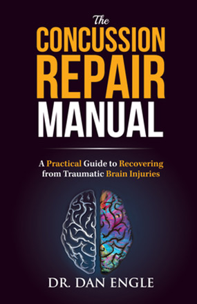 The Concussion Repair Manual New Book Cover