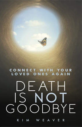 Death is not Goodbye New Book Cover