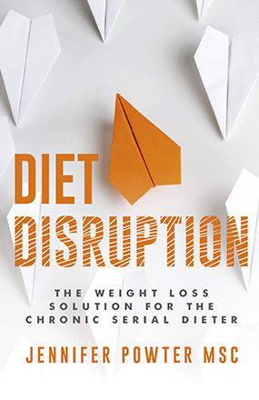 Diet Disruption New Book Cover