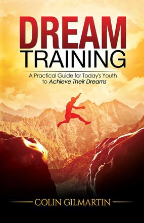 Dream Training New Book Cover