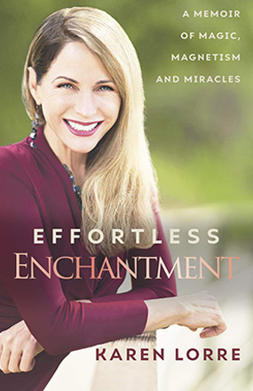 Efforless Enchantment New Book Cover