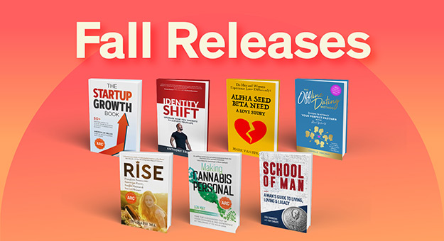 Fall Releases New Book Covers