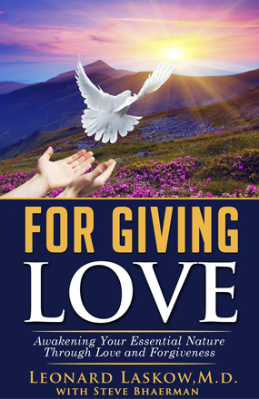 For Giving Love New Book Cover