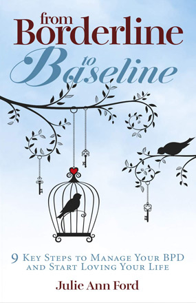 From Borderline to Baseline New Book Cover
