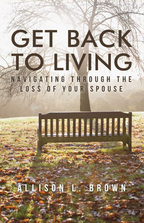 Get Back to Living New Book Cover