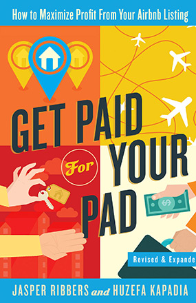 Get Paid for Your Pad New Book Cover