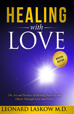 Healing with Love New Book Cover