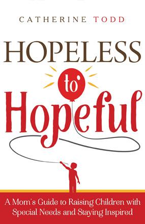 Hopeless to Hopeful New Book Cover