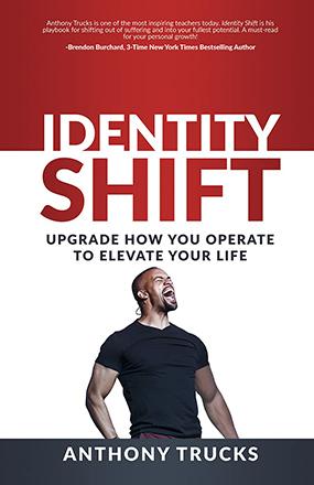 Identity Shift New Book Cover