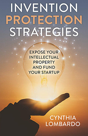 Inventions Protections Strategies New Book Cover