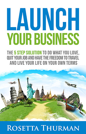 Launch Your Business New Book Cover